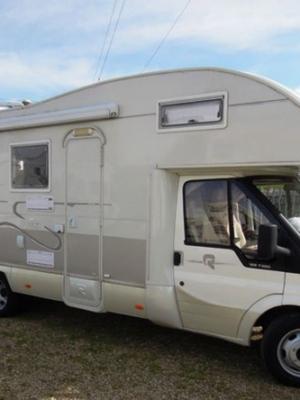 vendita camper usato Rimor 677 tc garage